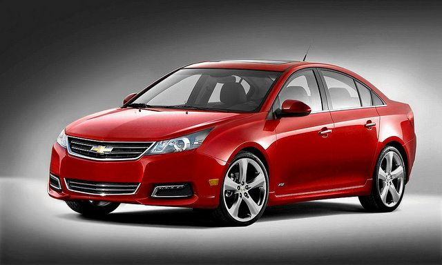 10 Sedans With The Best Gas Mileage Chevy Cruze Cruze