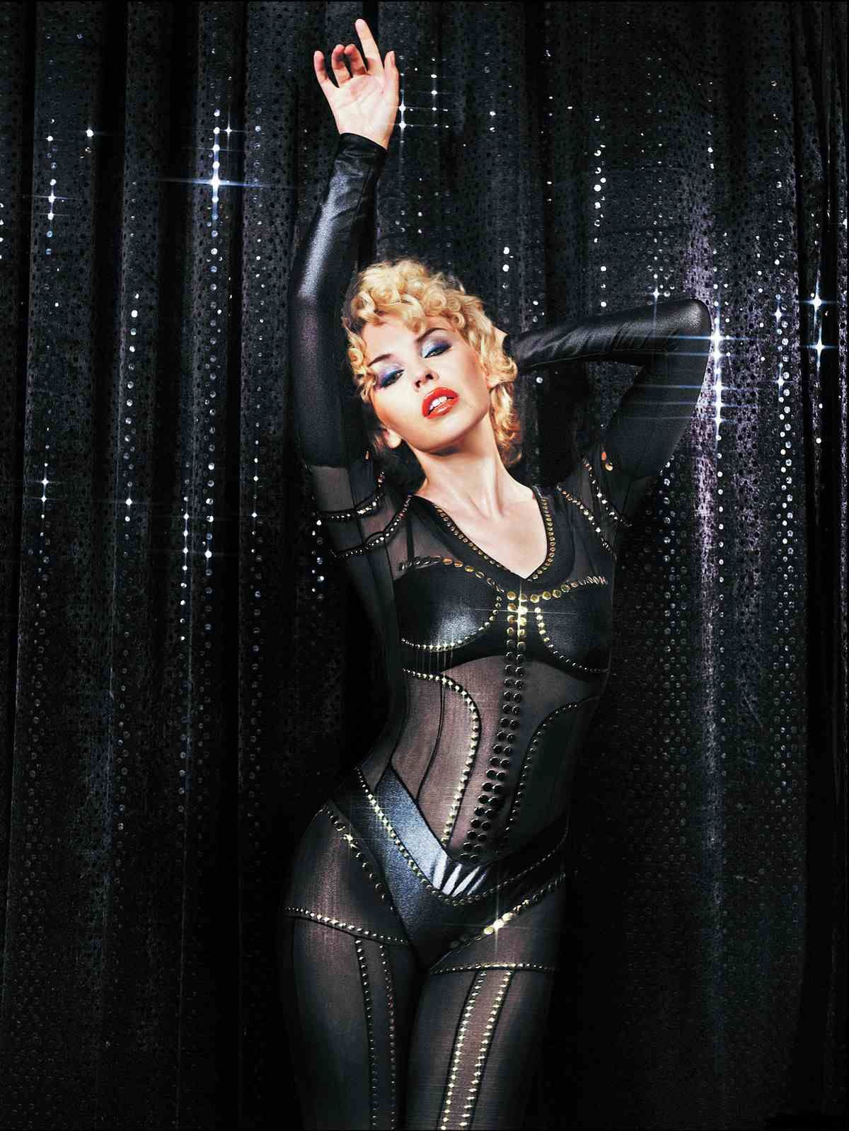 Pam Hogg Black Cat Suit
