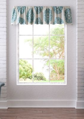 Stone Cottage Men's Bristol Curtain Valance 16-In. X 88-In. -  - No Size