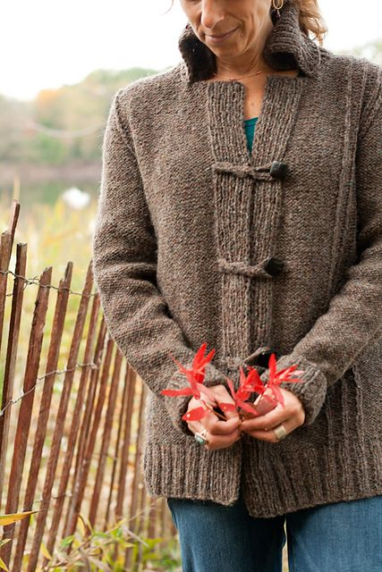 Patrones De Ganchillo · Ravelry  Mulled Cider pattern by Thea Colman  Abrigos f596d949054