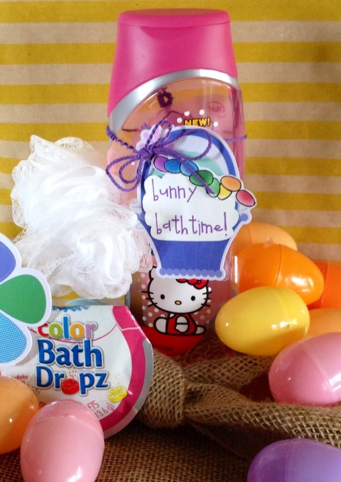Bathtime bunny kit the perfect easter gifts and ideas for anybody the perfect easter gifts and ideas for anybody on your list negle Choice Image
