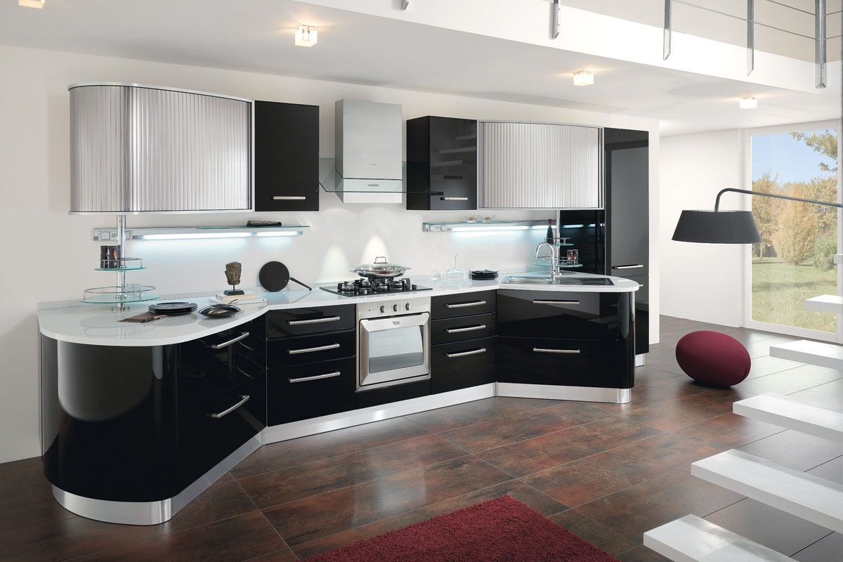 cucine moderne | cucine laccate - spar | cucine moderne ... - Cucine Moderni