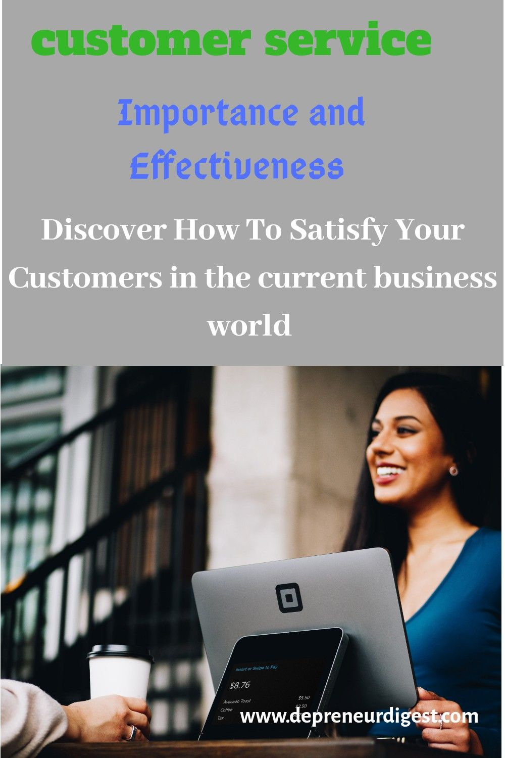 Customer Service Importance And Effectiveness In 2020 With