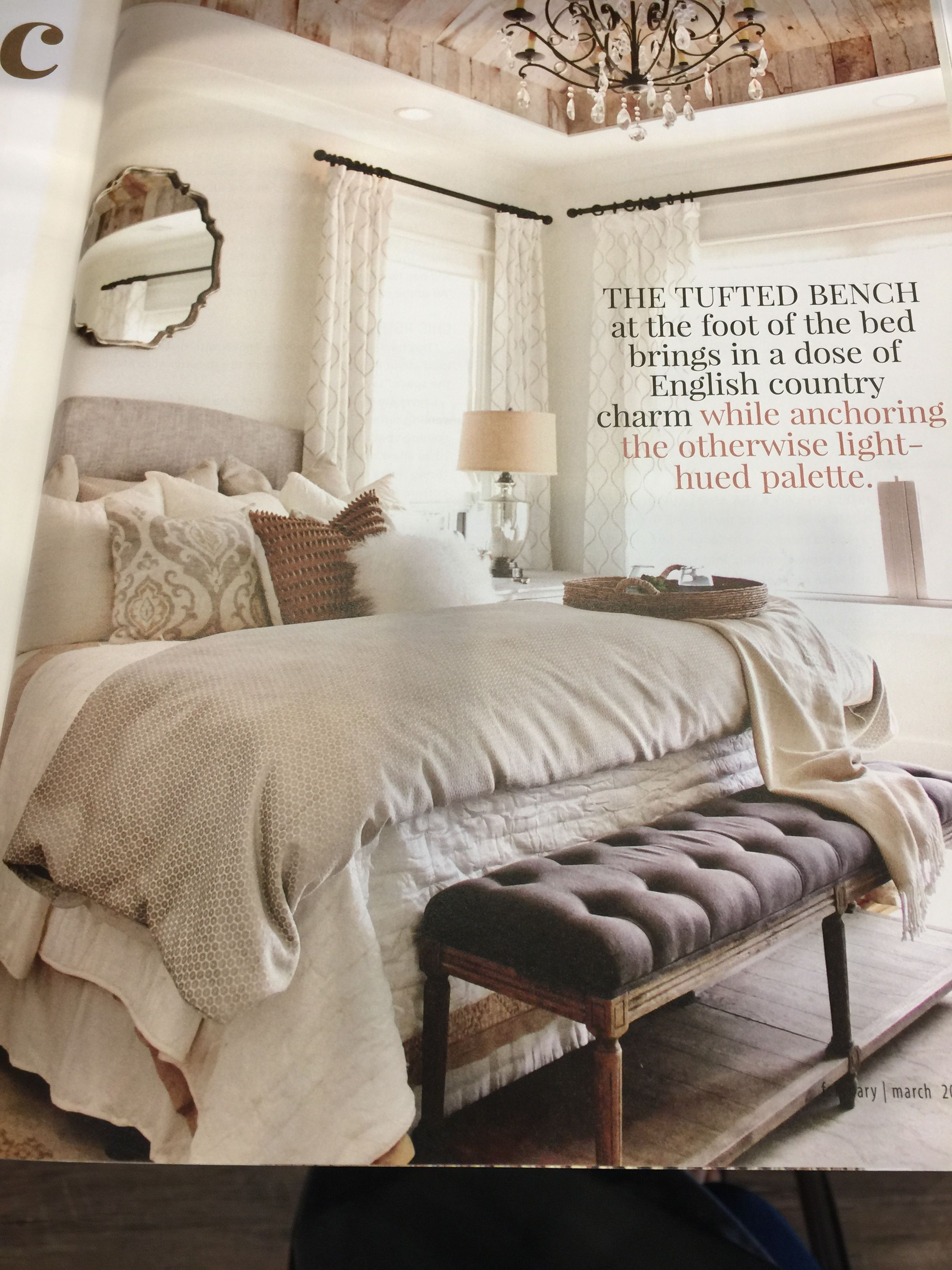 Pin By S Tay On Decorating Luxurious Bedrooms Cozy Master Bedroom Home Decor Bedroom