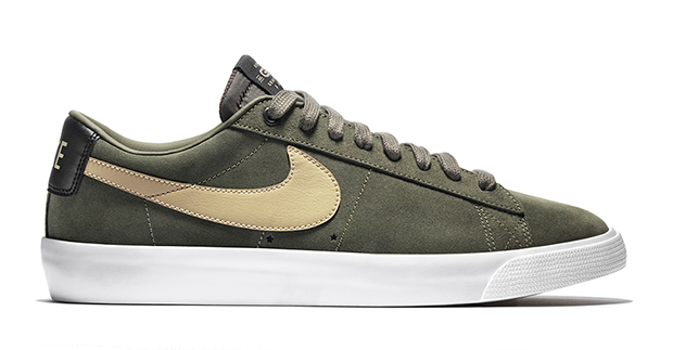best service 6e05c e27bf Nike Blazer Low SB Grant Taylor  Sole Collector
