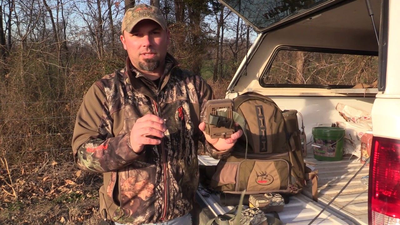 Here are some great tips from Derek Dirnberger of Hunt The Break TV on caring for your Browning trail cameras, post season.  #browningcameras #hunting #whitetail #deerseason #trailcamera #gamecamera #browning