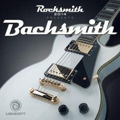 Rocksmith 2014 Presents Bachsmith.