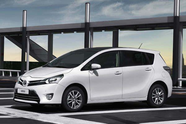 Toyota Verso Nieuw Model >> Toyota Verso Toyota Pinterest Toyota Verso Toyota And Cars