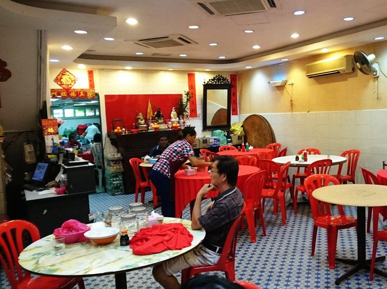 Top 5 Classic Old School Chinese Restaurants In Kl Chinese Restaurant Restaurant Old School
