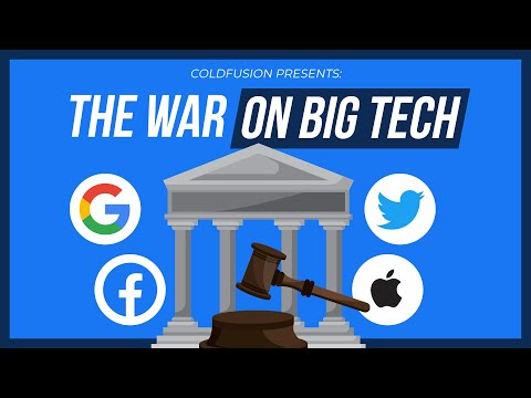 (24) The War on Big Tech Everything is About to Change