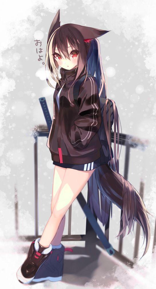 Photo of Anime girl nekoboshi sakko