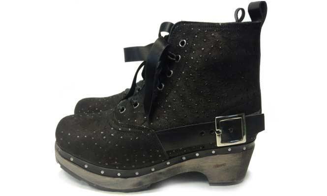comprar popular 85a39 d681a EFerro Zocos e Coiro   Zocos   Zapatos, Calcetines y Calzas