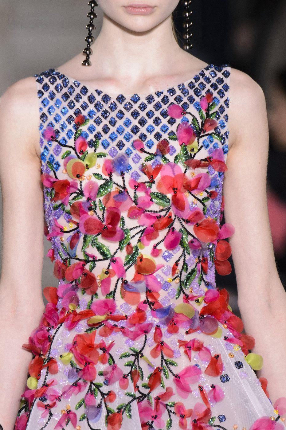 Georges Hobeika at Couture Spring 2017 | Vestidos de época, De época ...