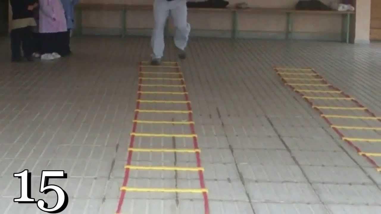 Ejercicios En Circuito Y Coordinacion : Ejercicios fáciles de coordinación educacion fisica