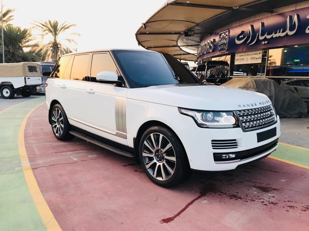 Pin on Range Rover Vogue Supercharged 2014