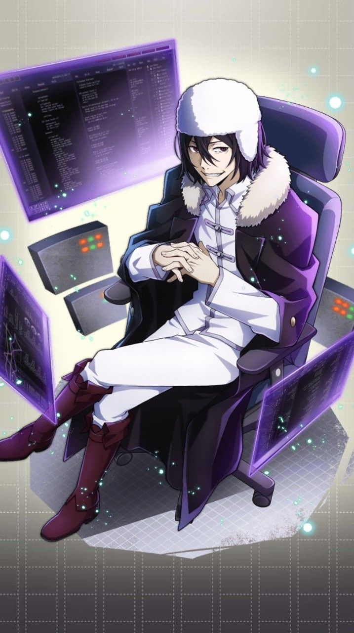 Fyodor Personagens de anime, Anime, Personagens
