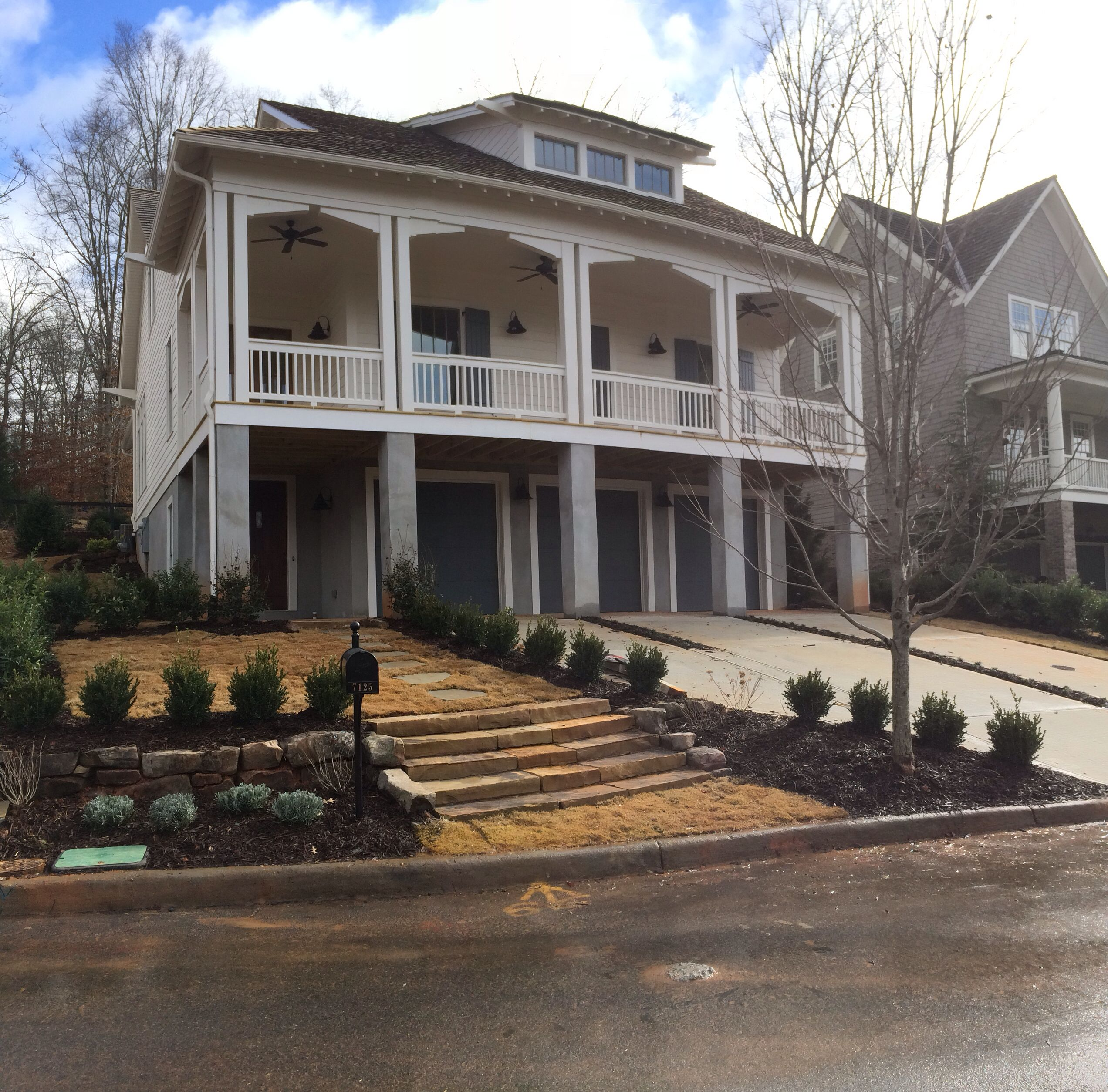 Beautiful Southern Home Home Sweet Home Pinterest