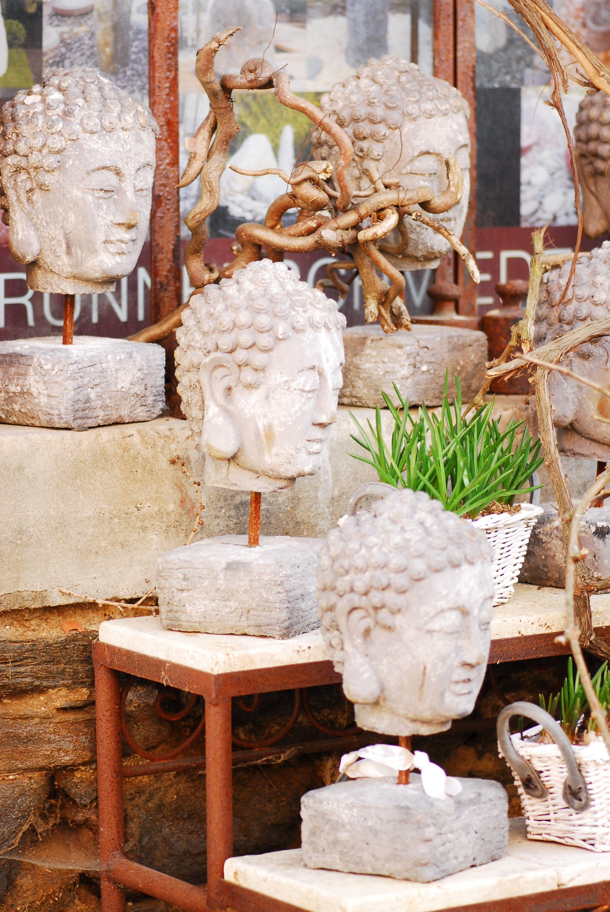 Garten Pflanzen Buddha Dekoration