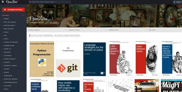 Open Libra Lanza Nueva Versión Con Virntos De Libros