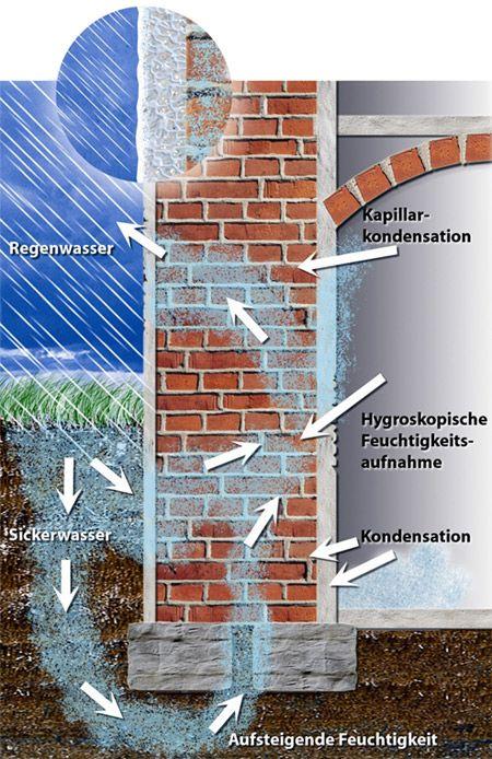 Photo of Sanierputz gegen feuchte Keller und Fassaden » bauredakteur.de