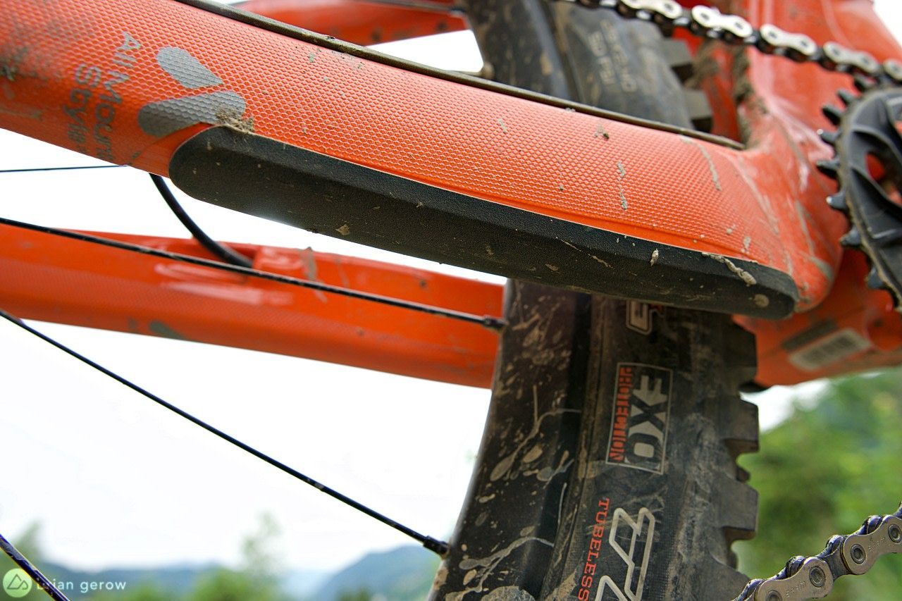 Survey Do You Add Protection To Your Mountain Bike Frame Mountain Bike Frames Bike Frame Mountain Biking