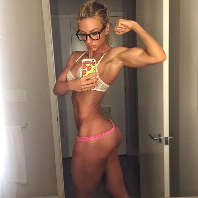 Pity, Women muscle nude female selfies something