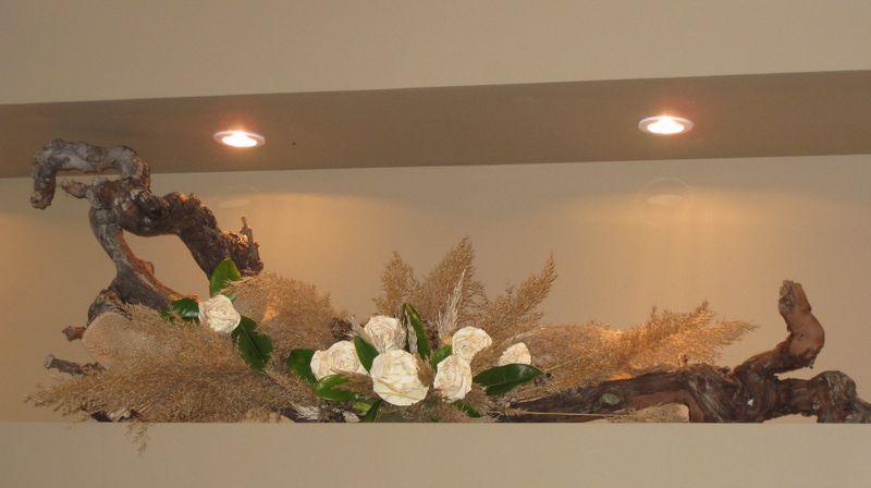 D coration florale d coration mariage pinterest for Decoration florale