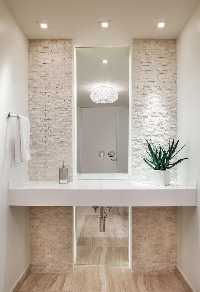 Cómo remodelar su baño de una forma elegante, moderna y funcional - baos con mosaicos