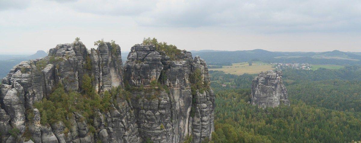Wetter Elbsandsteingebirge