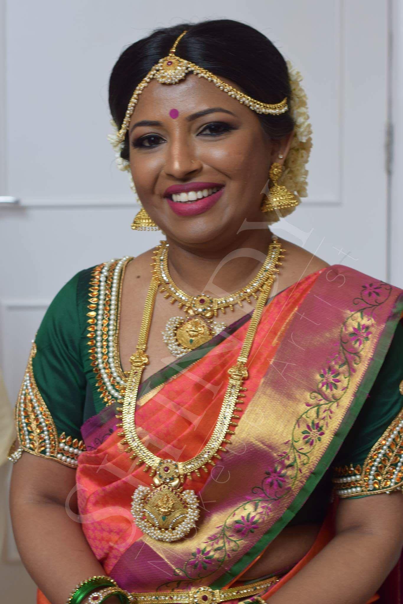 Pure Kanchipuram Saree by Casipillai Designer Collection