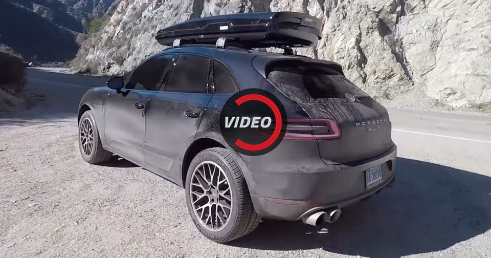 Slightly Tuned Porsche Macan S Questions The Existence Of The Cayenne
