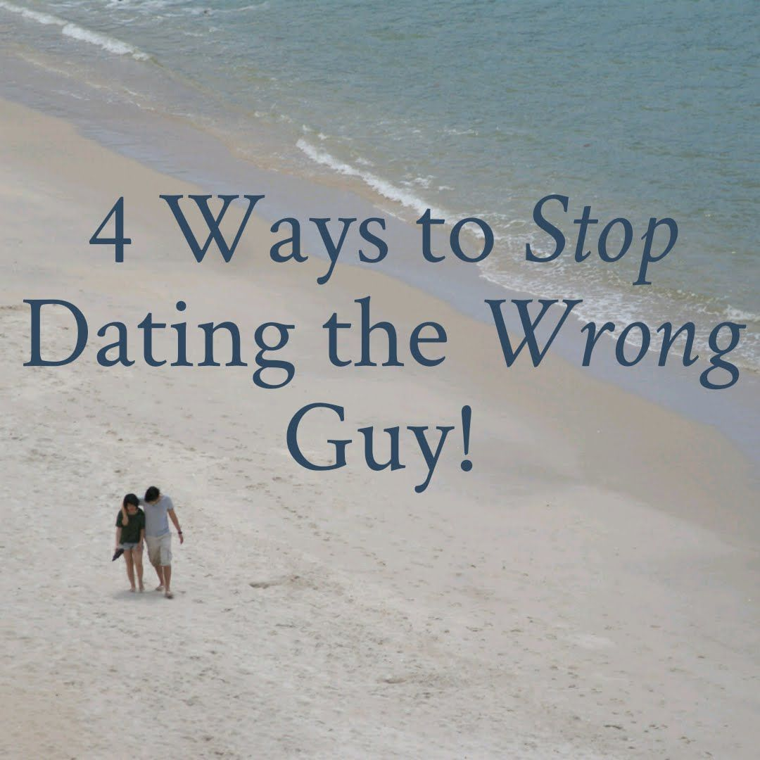 4 Ways to Stop Dating the Wrong Guy! Vlogpost!