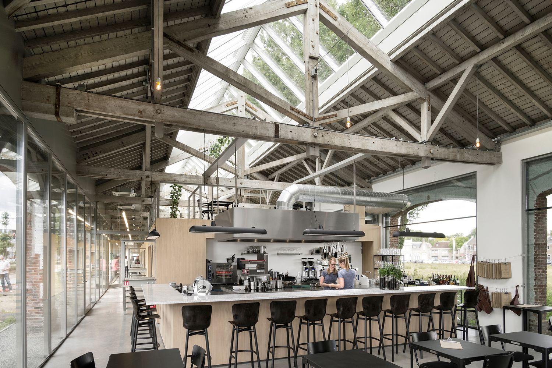Galería de Houtloods / Bedaux de Brouwer Architects - 2