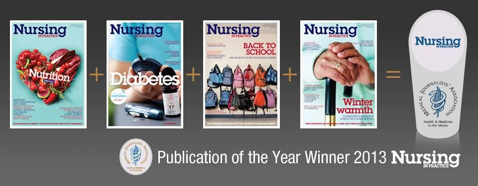 Publication of the year winner 2013 Medical journals