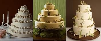 Wedding cake ideas.