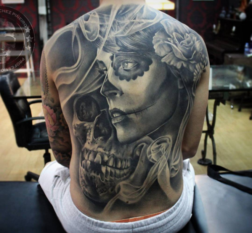 Back Piece By At Tomassanchezpineiro Tattoos Back