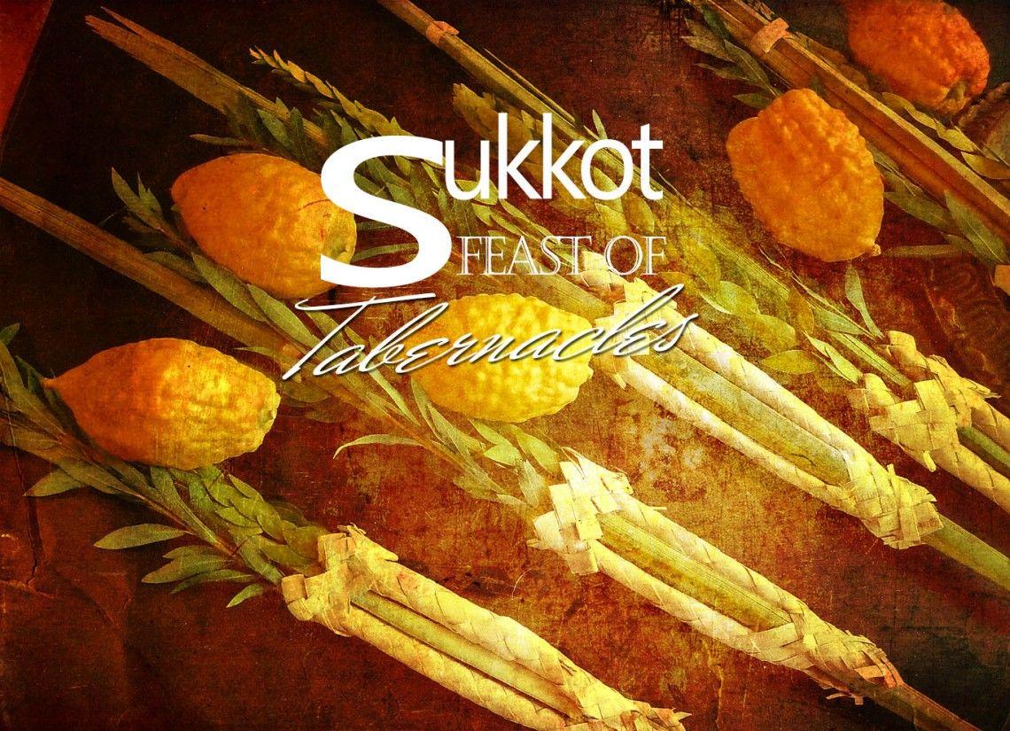 sukkot the feast of tabernacles messianic teaching by joel allen