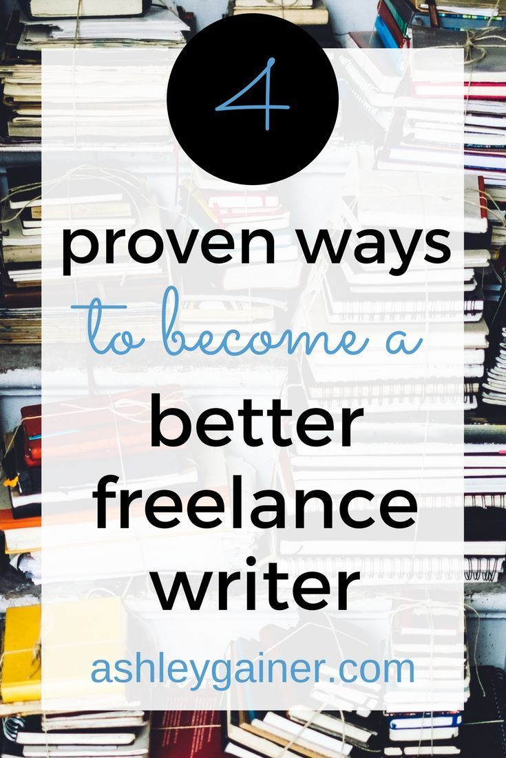 4 proven ways to a better freelance writer resume