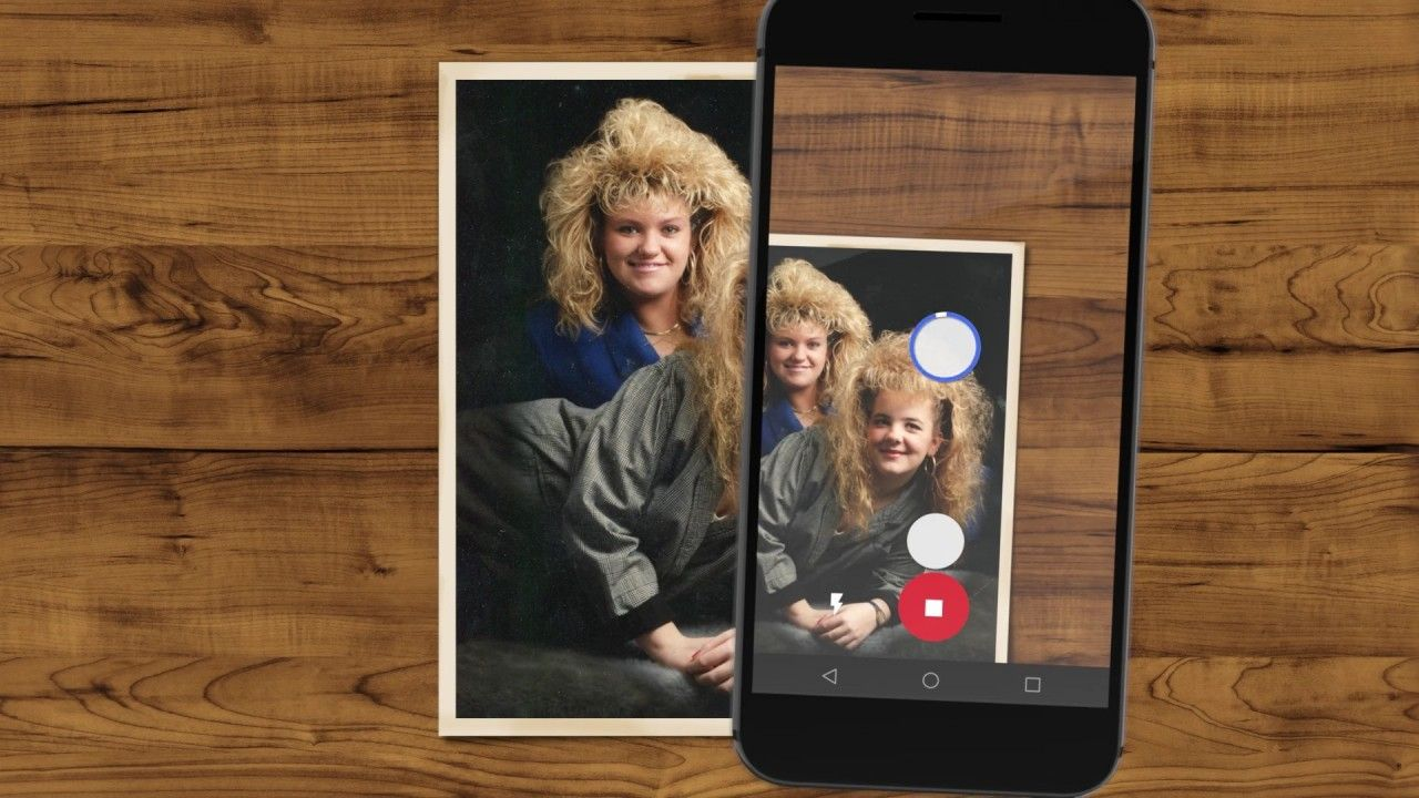 Google introduces PhotoScan app to digitize your old