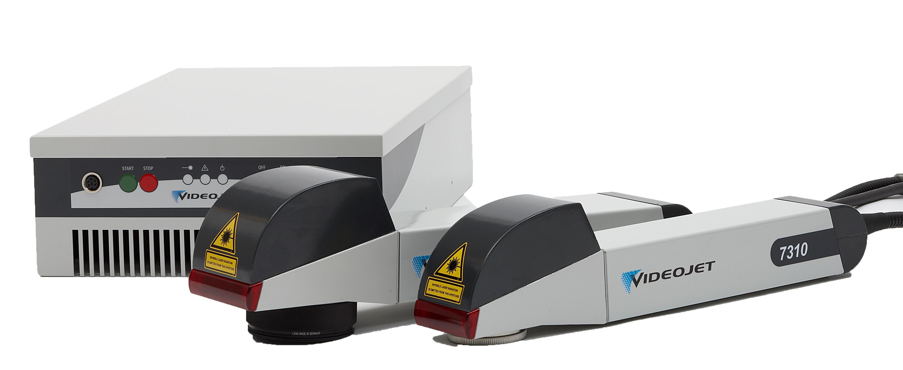 Equipement De Marquage Laser A Fibre Videojet 7210 7310 Marquage Laser Marquage Fibre
