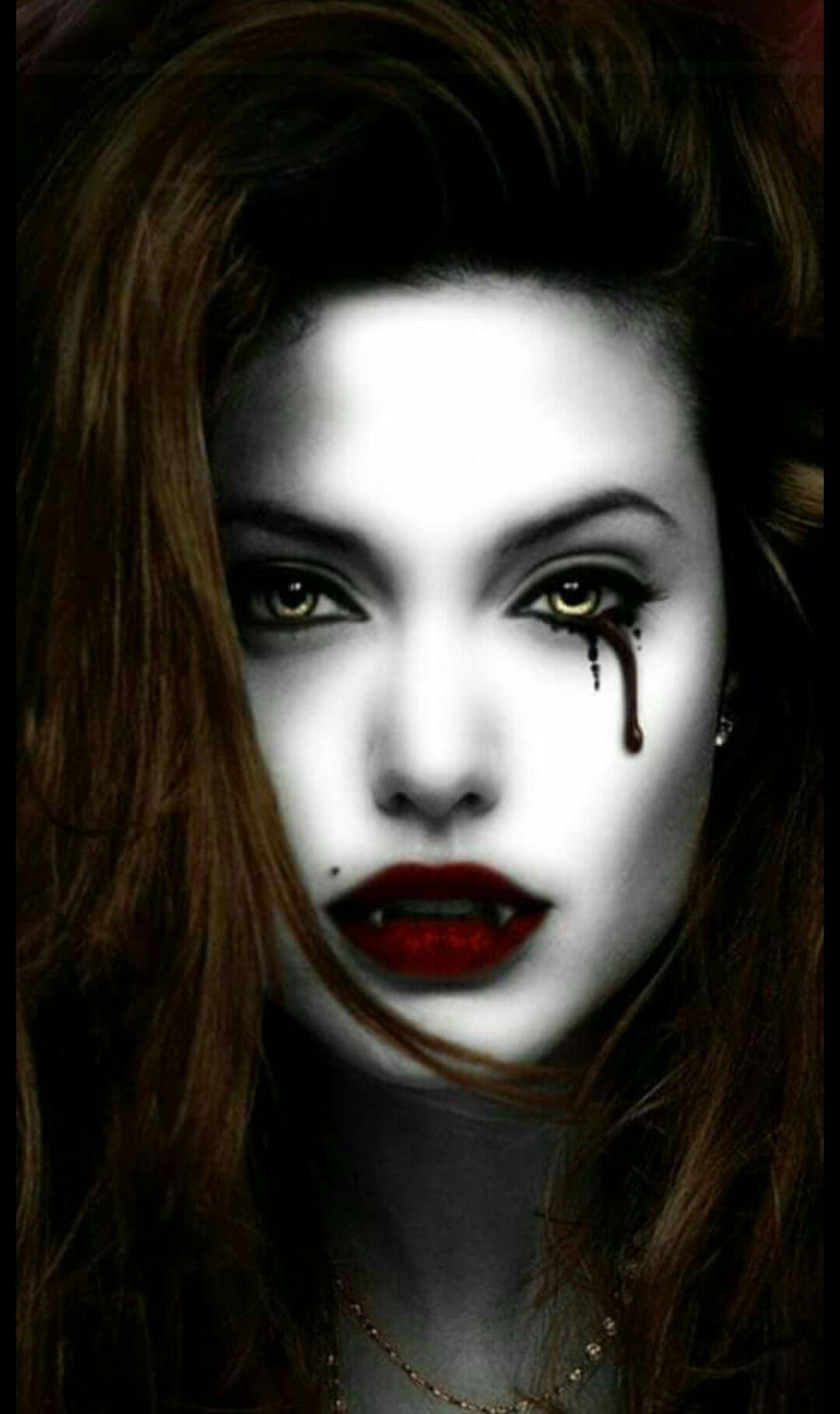Horror art vampire pics vampire love vampire queen female vampire vampire