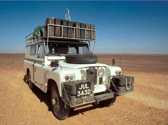 Rotator 009 Land Rover Land Rover Defender Range