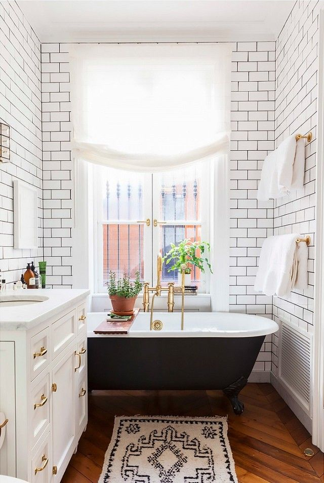 9 Must Know Rules For Hanging Curtains And Shades Art Deco BathroomBathroom DesignsApartment