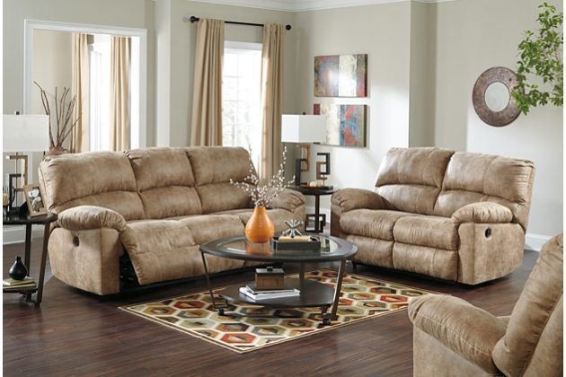 Enjoyable Stringer Reclining Sofa Ashley Furniture Homestore Caraccident5 Cool Chair Designs And Ideas Caraccident5Info