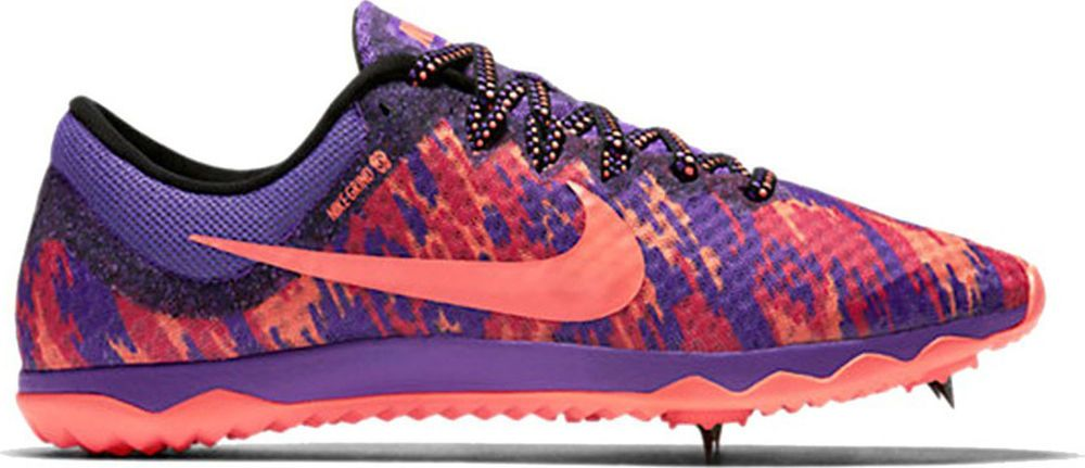 596fe12b8af8 NIKE ZOOM RIVAL XC Track Field Spike WOMENS 8 Hyper Grape 749351 580 NEW   Nike  TrackField