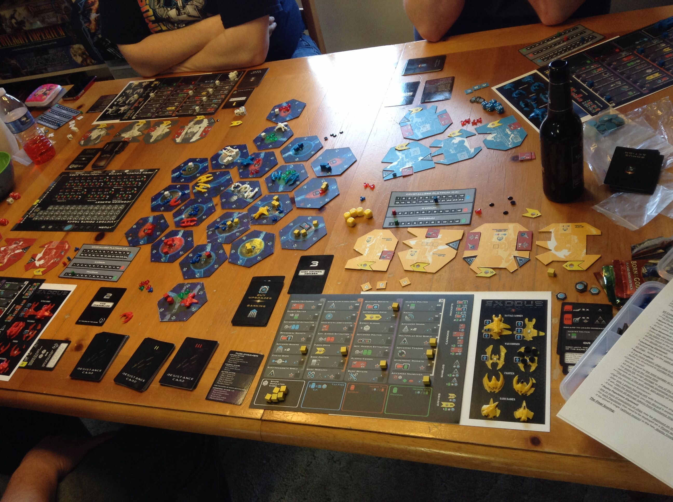 Exodus Proxima Centauri. Space 4X game. First time on the