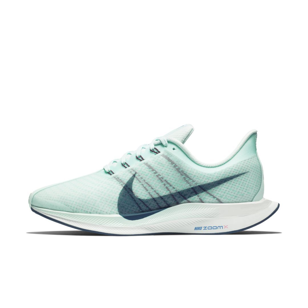 pretty nice a1b28 0297b Nike Zoom Pegasus Turbo Women's Running Shoe Size 11.5 (Teal ...