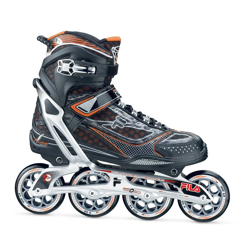 Very Cool Fila Plume Rollerblades Fila Boots Inline Skating