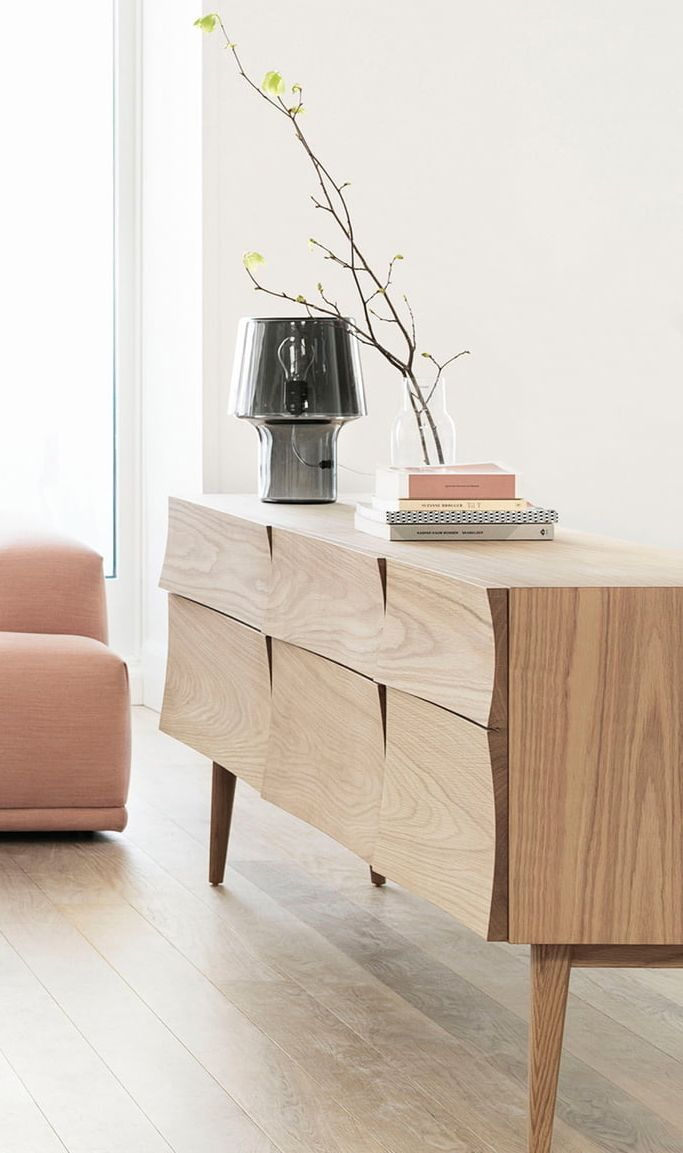 Reflect Sideboard Muuto Furniture Pinterest Woods Credenza  # Menuiserie:Download Images Meubles Tv
