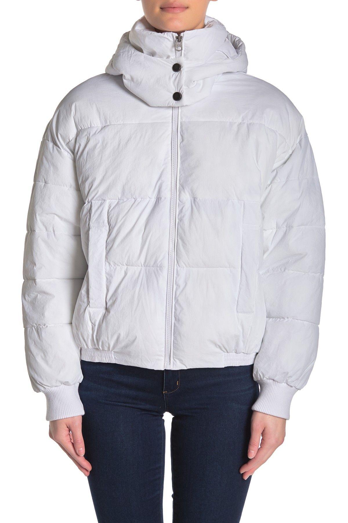 Lucky Brand Missy Short Puffer Jacket Nordstrom Rack Short Puffer Jacket Jackets Puffer Jackets [ 1800 x 1200 Pixel ]